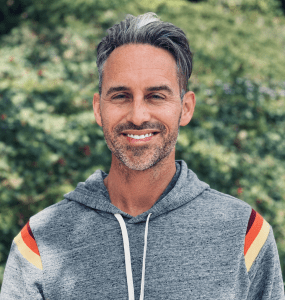 Purply Profiles: Founder and President, Kyle Mitnick, on Surfing, Philanthropy, Digital Lemonade Stands, and the Story of Purply